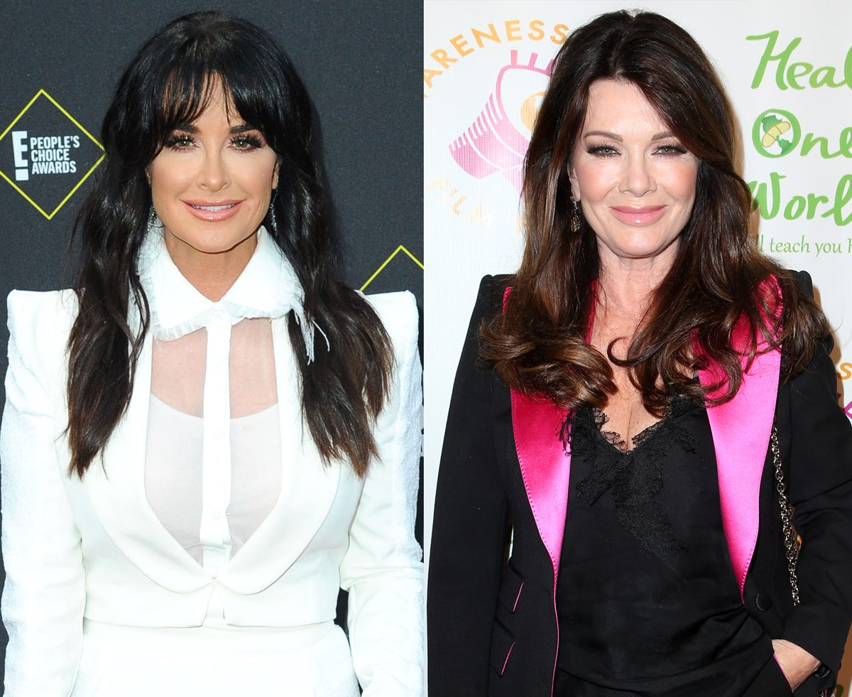 'RHOBH': Is Lisa Vanderpump avoiding former castmates?