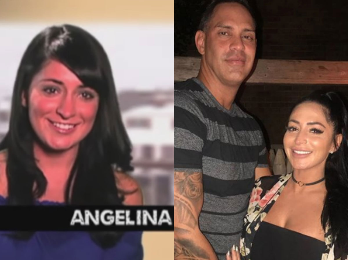Angelina Jersey Shore Nude celebrate the 'jersey shore' 10th anniversarylooking