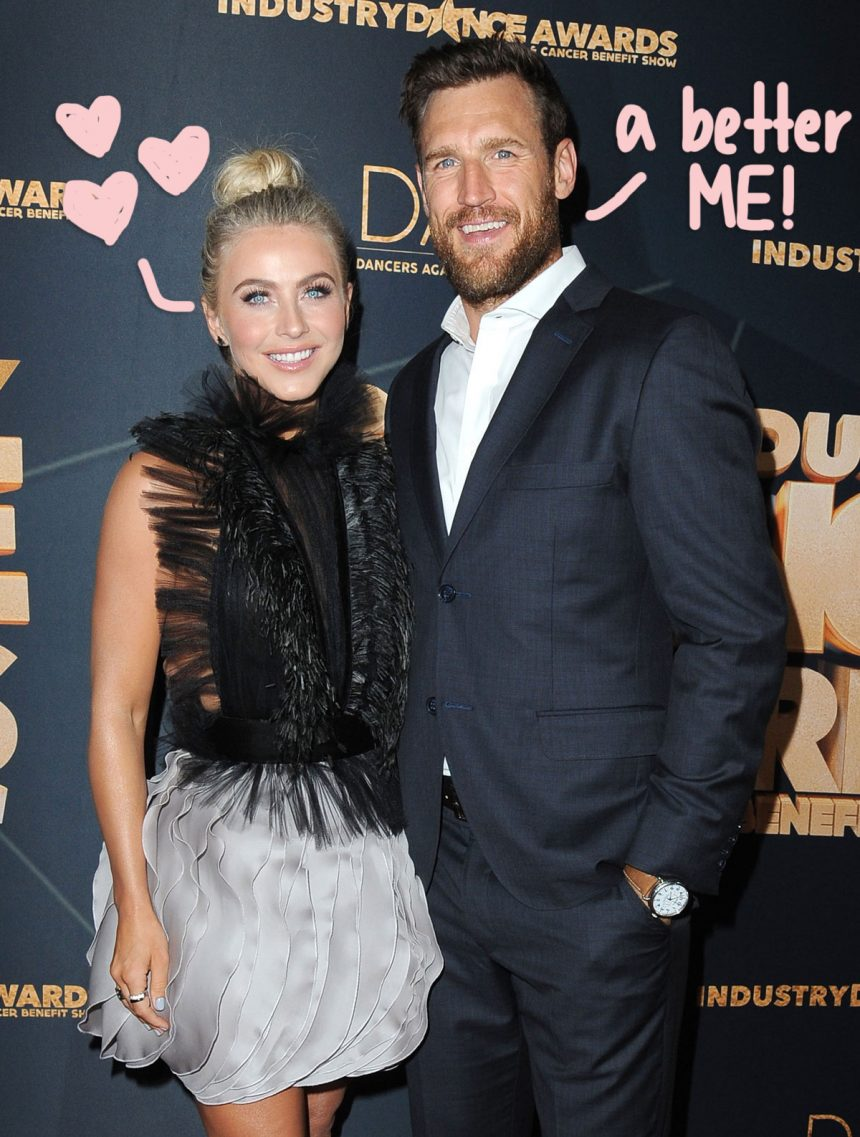 Julianne Hough S Husband Brooks Laich Wants To Explore His