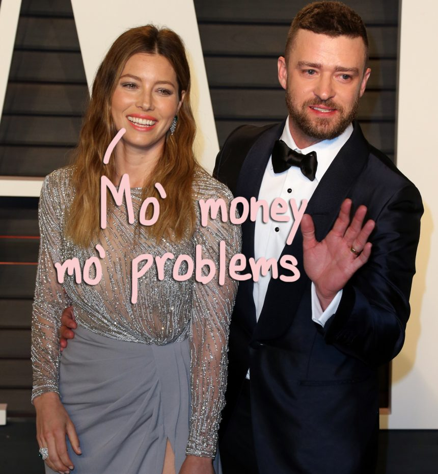 Justin Timberlake & Jessica Biel Reportedly Have A