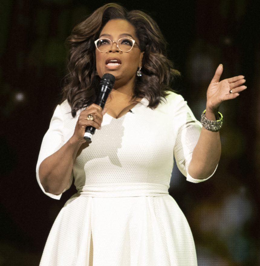 Oprah Winfrey fitness tips