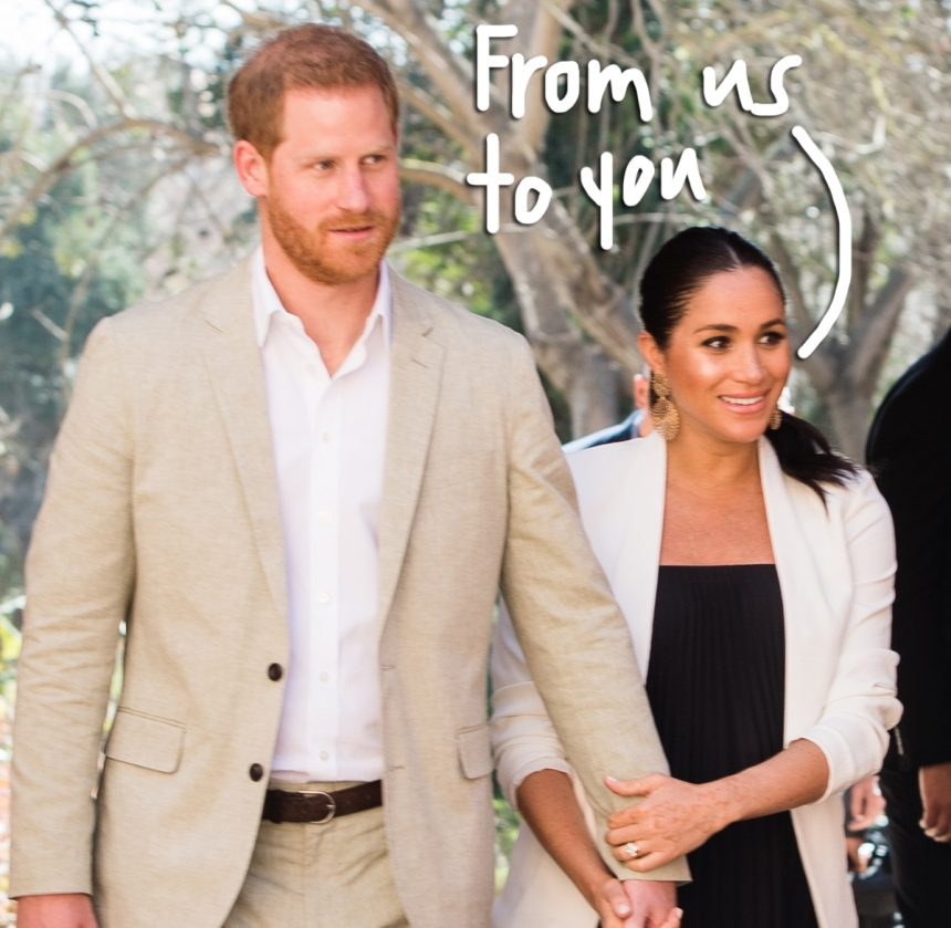 baby archie is front center in prince harry meghan markle s adorable holiday card look the union journal baby archie is front center in prince