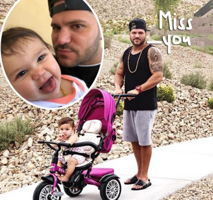 Ronnie Ortiz-Magro Granted Protection Order Against Jen Harley After She Allegedly 'Viciously' Assaulted Him - Perez Hilton