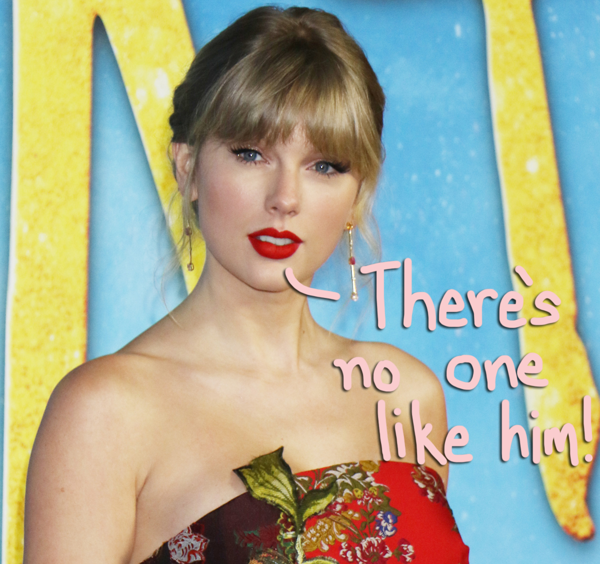 Taylor Swift S Macavity Is One Of The Bright Spots In Cats Listen For Yourself Here Perez Hilton