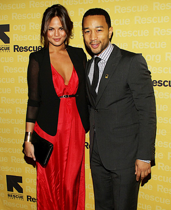 Chrissy Teigen and John Legend briefly broke up early on in their relationship.