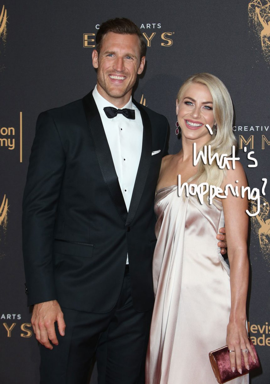 Julianne Hough Husband Brooks Laich Spark Split Rumors