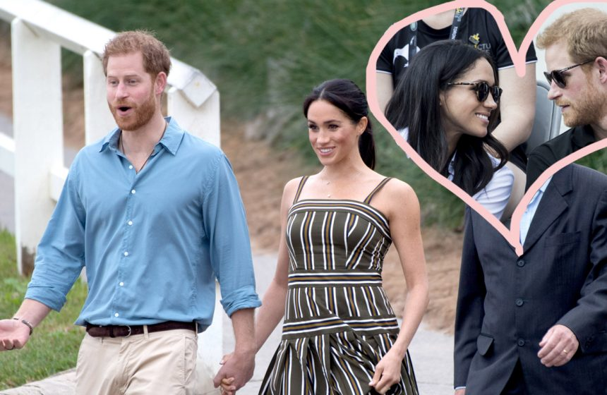 Meghan Markle Telling Friends Harry's 'Spirit Was Being Crushed' By Royal Family & 'Her Love' Set Him Free: REPORT
