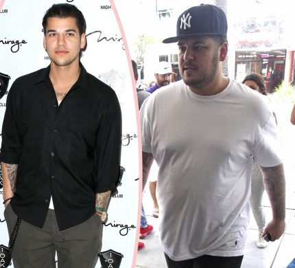 Dream Kardashian Is Naked Twerking And 'Acting Out Sexual Positions' ?!? Rob Kardashian Seeking Primary Custody, Makes Damning Claims Against Blac Chyna! - Perez Hilton