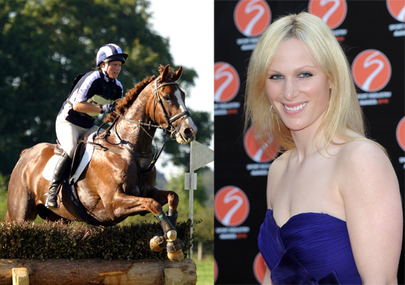 Zara Tindall nee Phillips