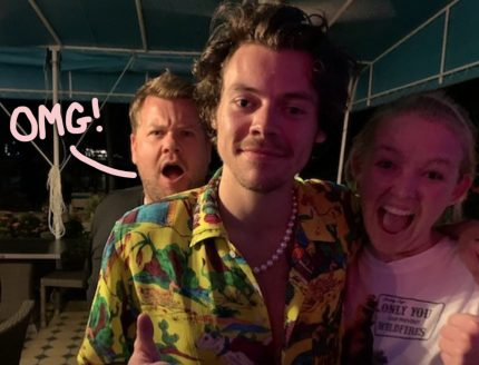 Harry Styles Robbed At Knifepoint On Valentine's Day! - Perez Hilton