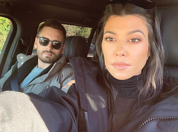 kourtney kardashian scott disick coparenting tips