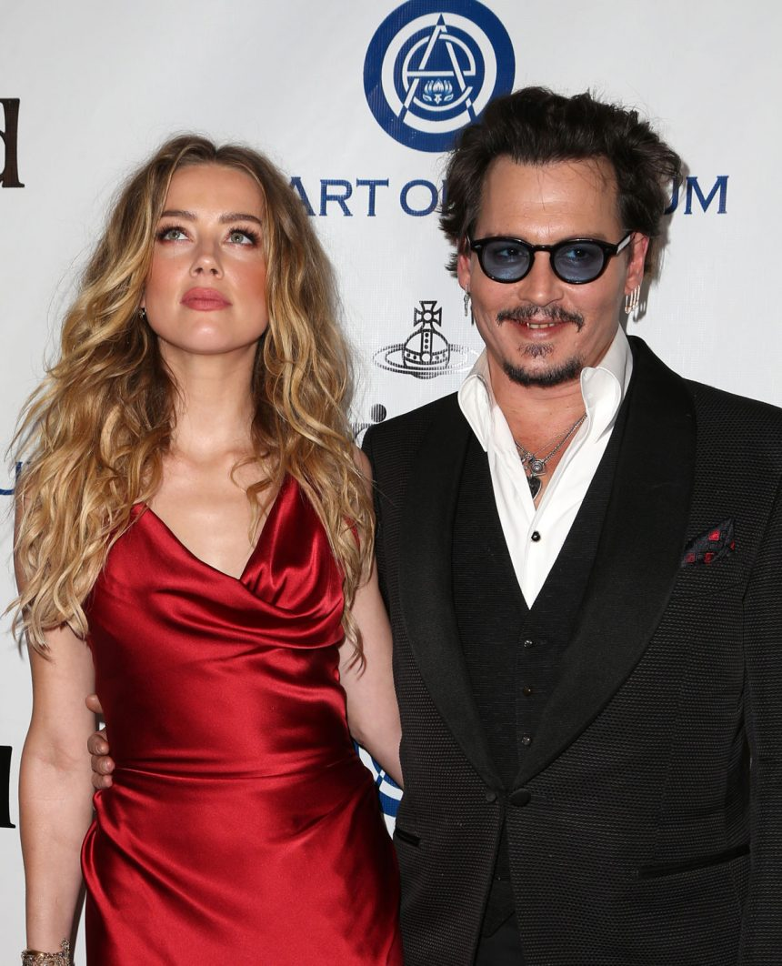 #JusticeForJohnnyDepp Trends After Amber…