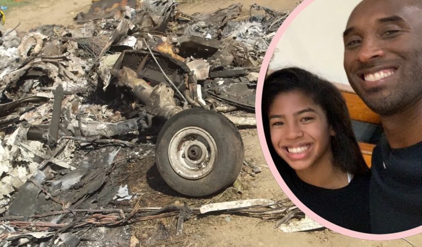 Kobe Bryant Crash Site Photos Leaked 'To Impress A Girl'???