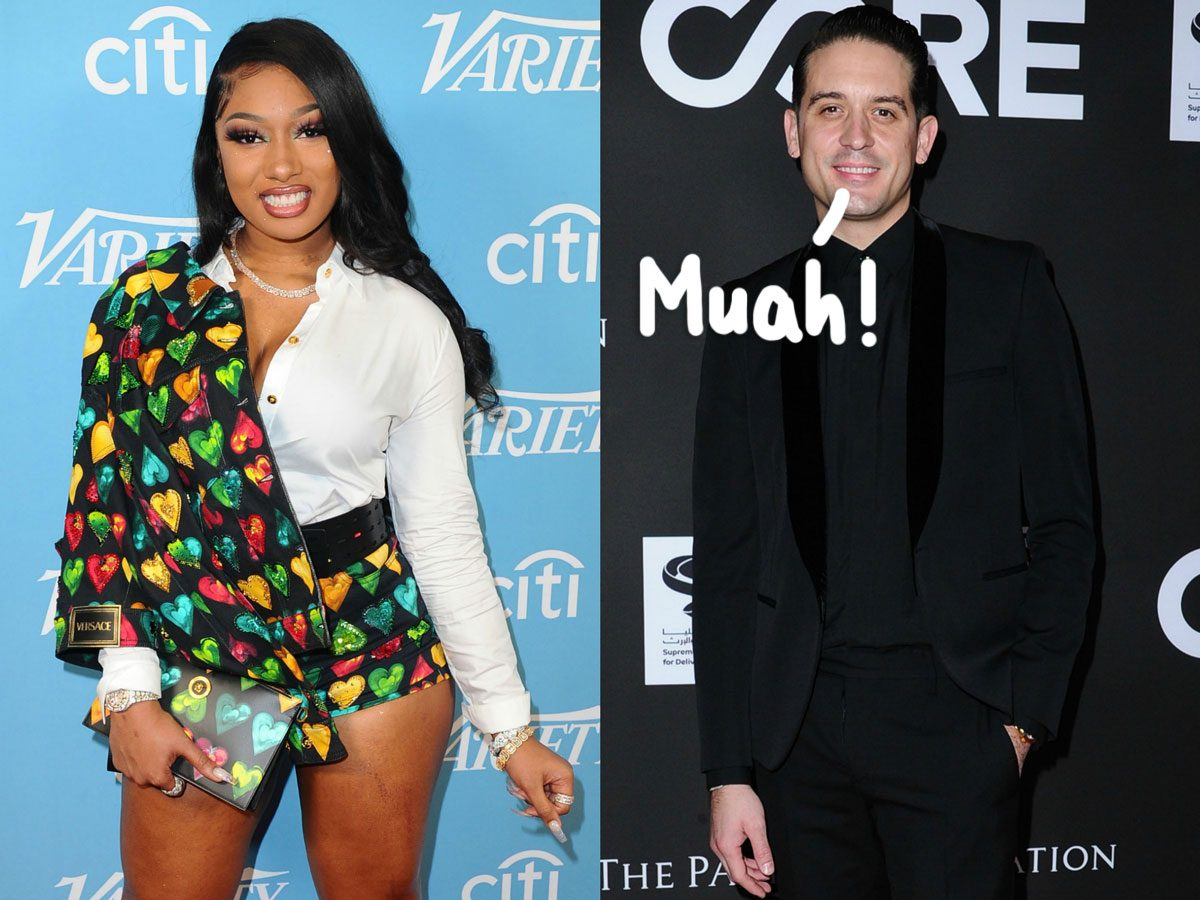 Megan Thee Stallion & G-Eazy Spark Dating Rumors With Kissing Video & Fans Are LOSING It!