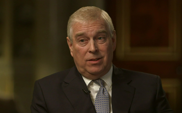 Prince Andrew birthday