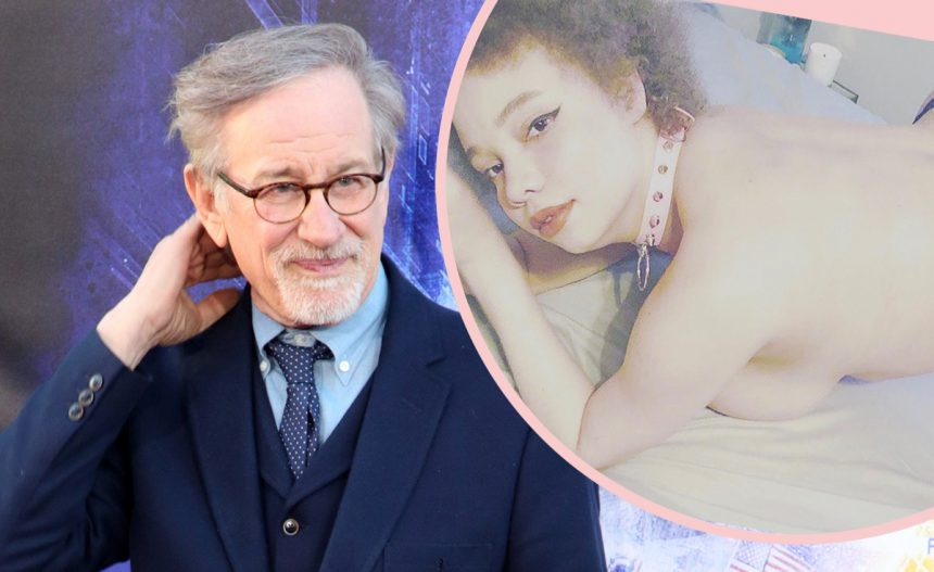 Steven Spielberg's Adopted Daughter Is…