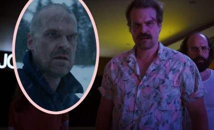 Stranger Things Actor Hints At REAL Romantic Tension Between His Co-Stars! - Perez Hilton