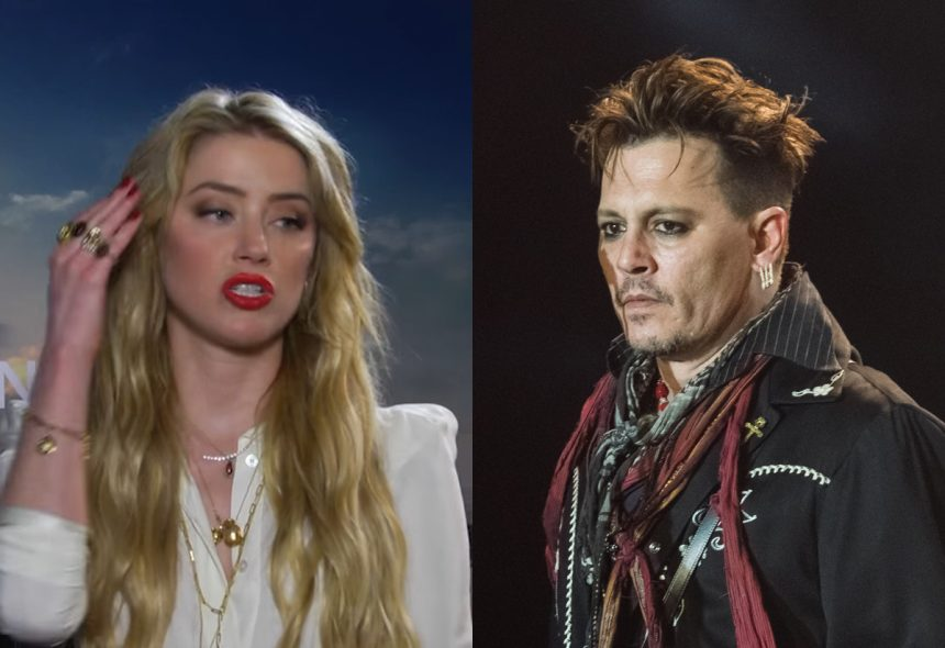 Watch Amber Heard Respond To Audio In Which She Admits To Hitting ...