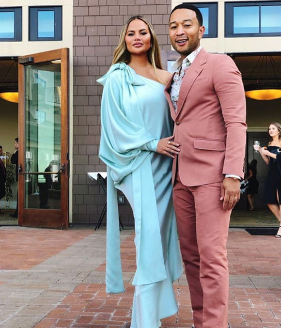 Chrissy Teigen did her research on John Legend before getting serious with him.