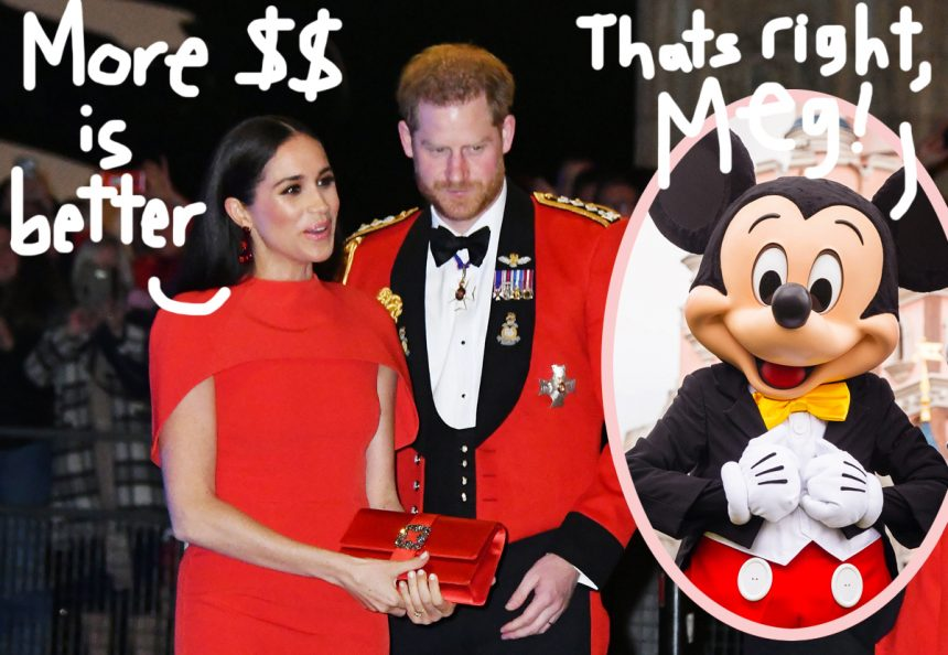 Meghan Markle Moved To LA During A Pandemic Just To Pay Less Taxes?!