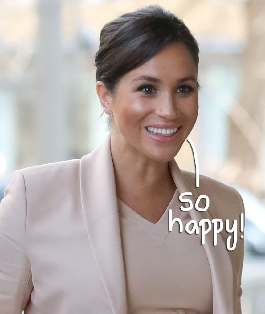 Meghan Markle 'Feels Like A New Person' Since Relocating