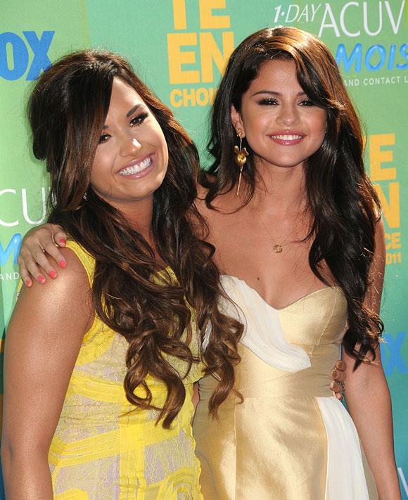Demi Lovato dice que su amistad con Serena Gomez se terminó hace años.