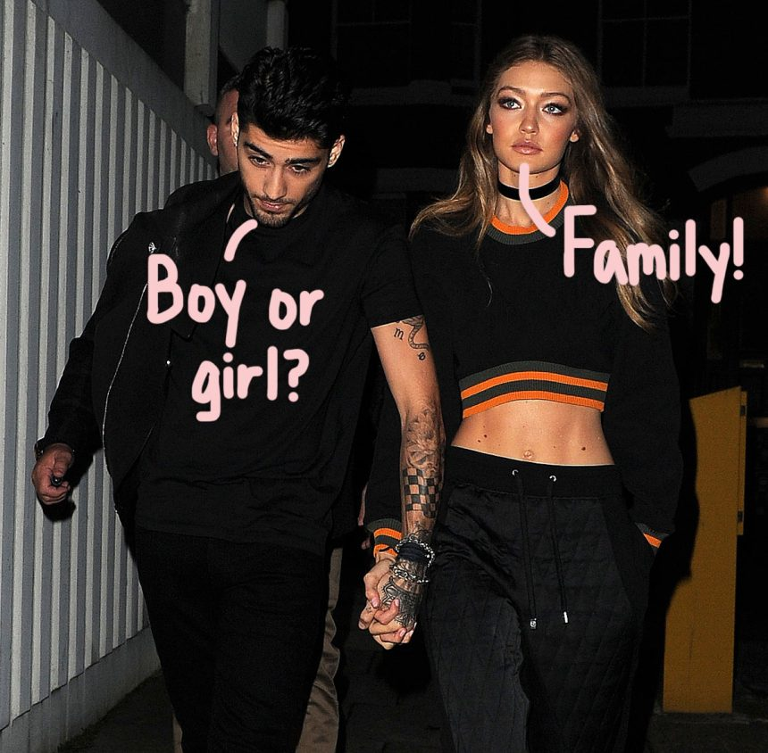 Pregnant Gigi Hadid Gushed About Starting A Family Months Ago ...