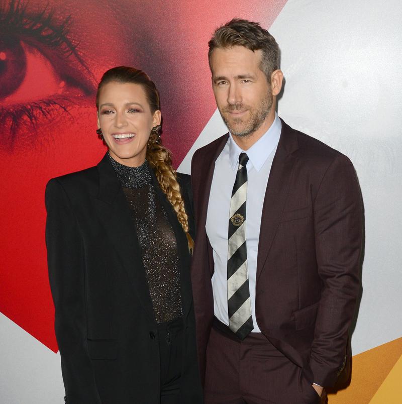 Blake Lively and Ryan Reynolds help coronavirus causes