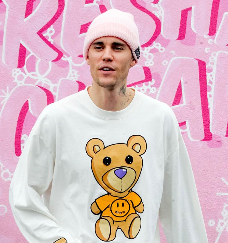 Justin Bieber makes coronavirus donation