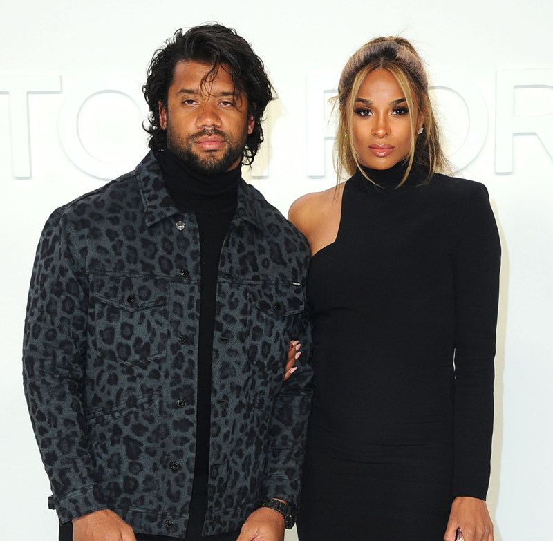 Russell Wilson and Ciara are helping coronavirus fight