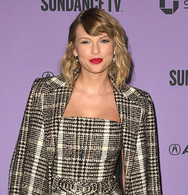 Taylor Swift helping fight coronavirus