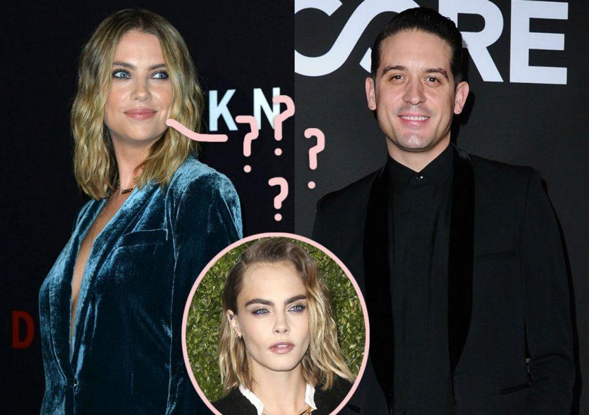 Ashley Benson Subtly Addresses G Eazy Dating Rumors Following Split From Cara Delevingne Armenian American Reporter