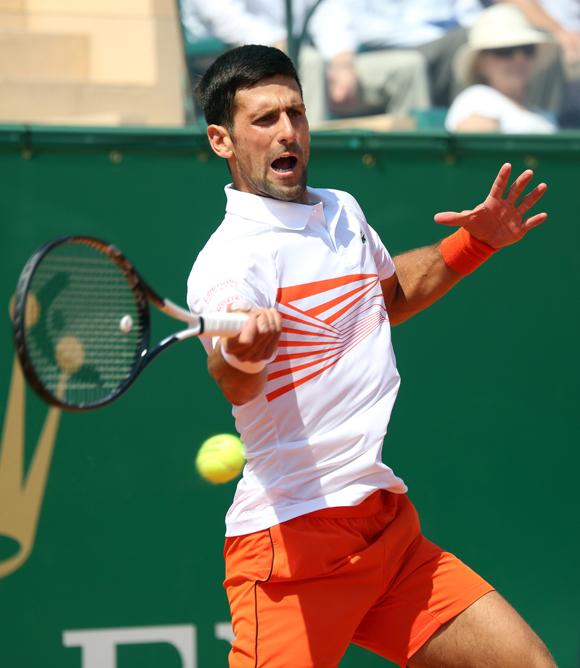 Novak Djokovic does not have magic mind powers