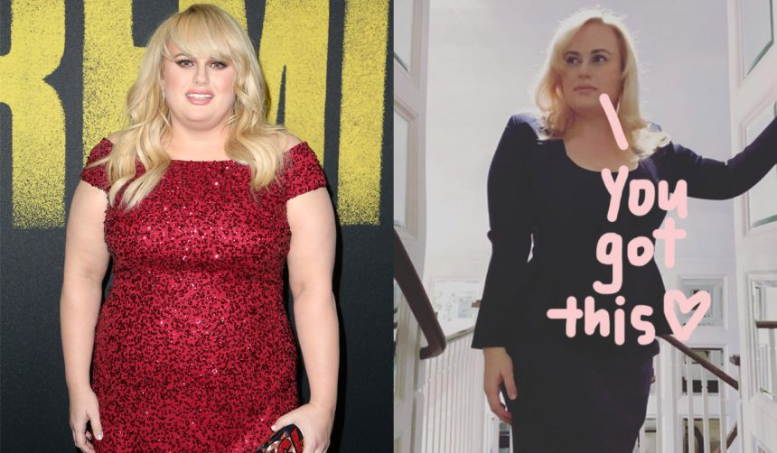 Rebel Wilson Reveals Her Exact Weight Loss Goal With ...