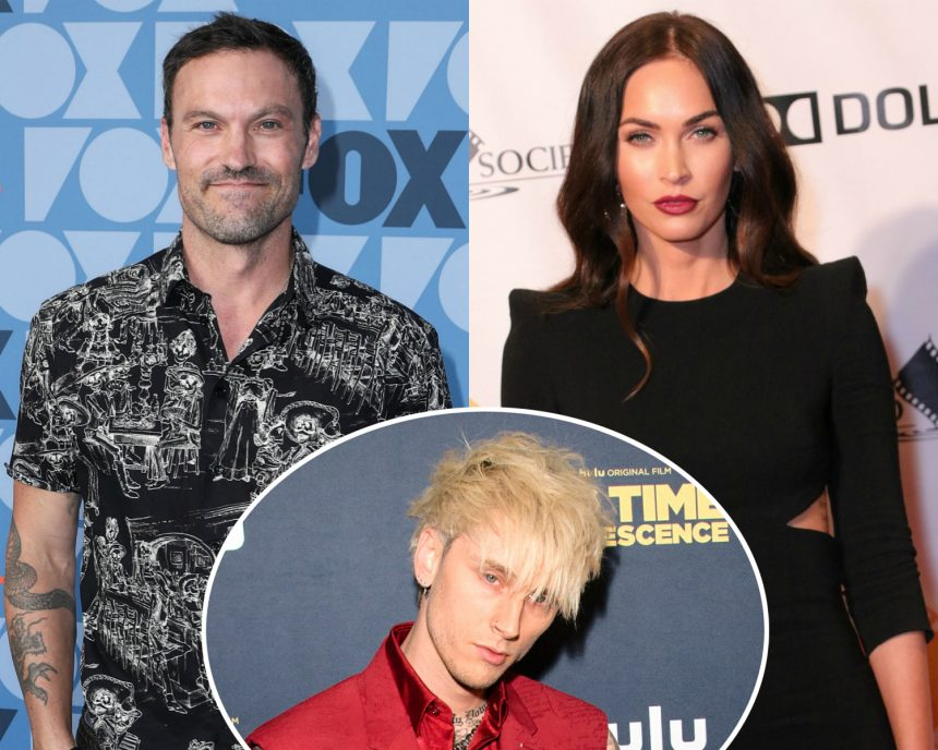 Brian Green and Megan Fox Going To Split Relationship