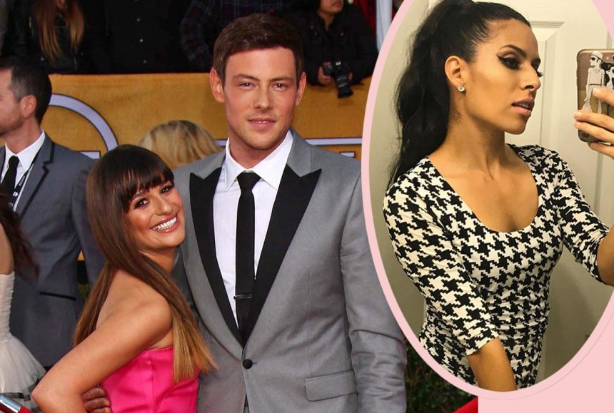 Cory Monteith Allegedly Had To Comfort An Actress After Lea Michele Called Her 'Ugly'!