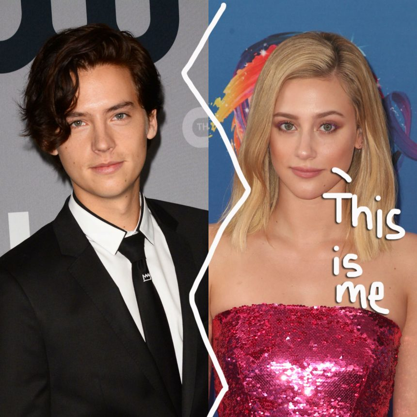 Lili Reinhart separate of Cole Sprouse ? She made her coming out bisexual