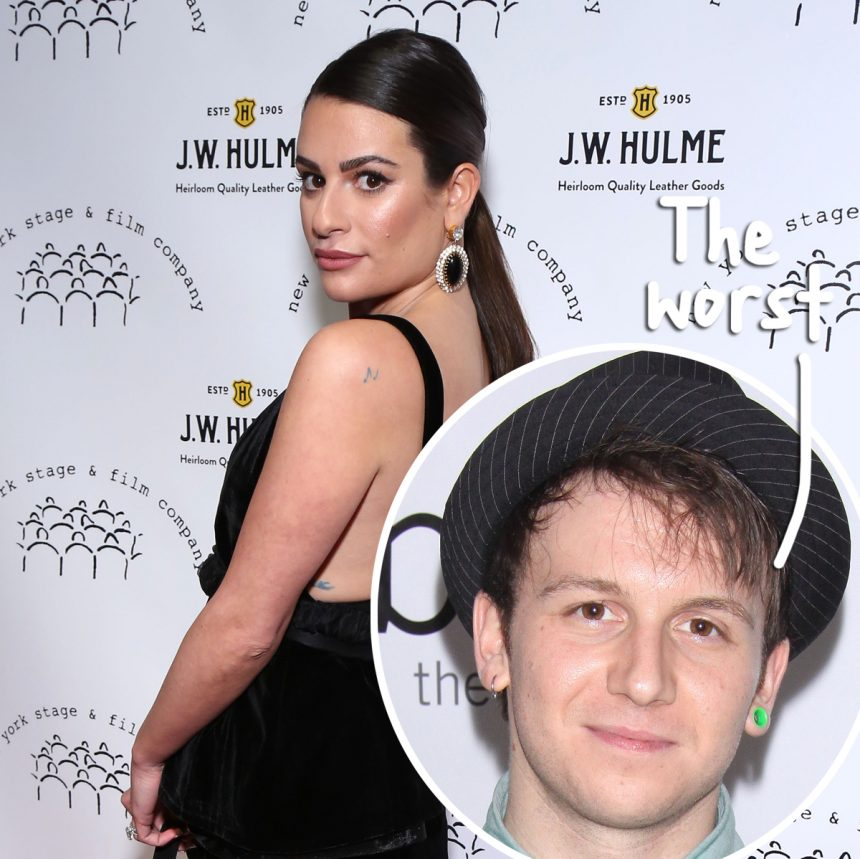 Lea Michele's Broadway Co-Star Calls Her 'Nothing But A Nightmare', Urges Her To 'Actually Apologize'!