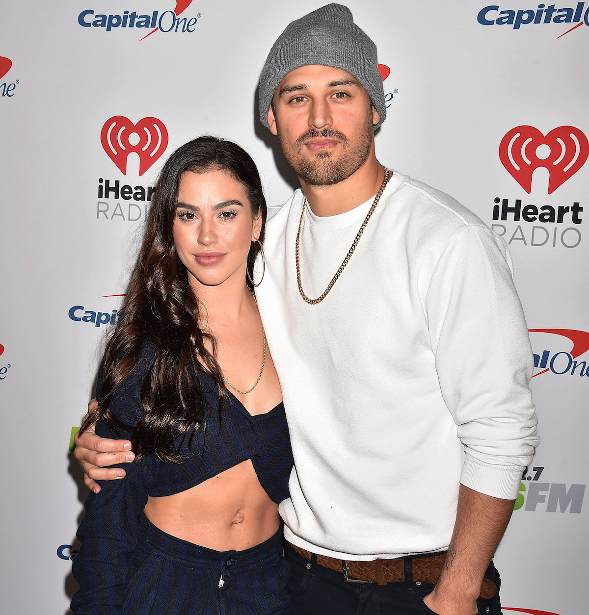 chrysti ane and ryan guzman come under fire