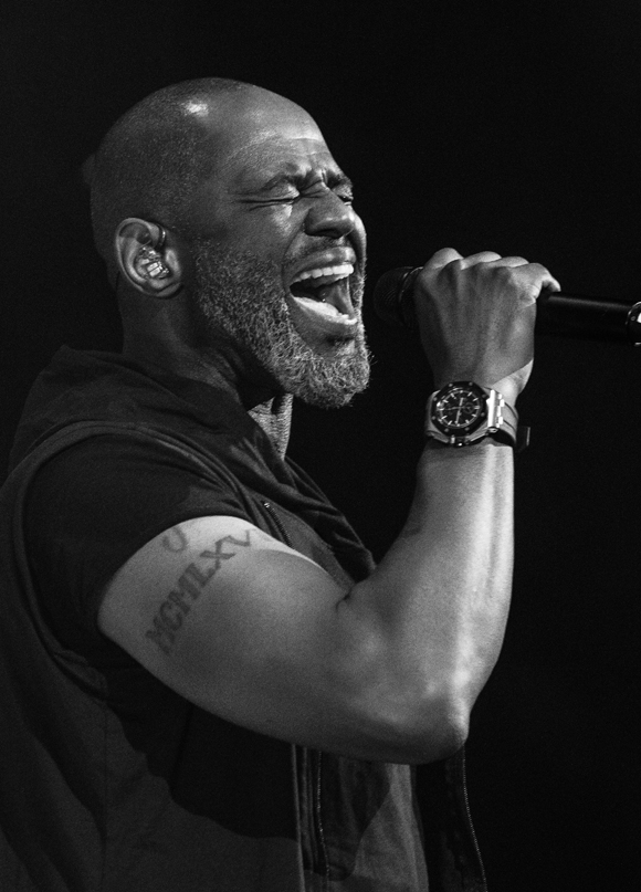 Brian McKnight in 2019