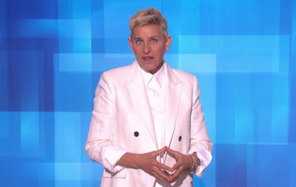 Ellen DeGeneres Allegations Letter Staff