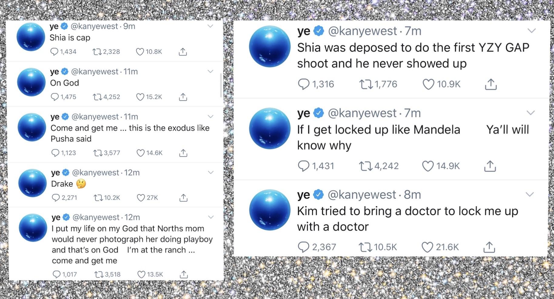 Kanye West twitter breakdown 6