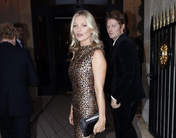 Kate Moss in 2019