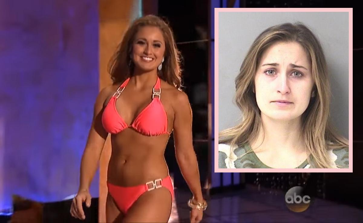 Teacher And Former Miss Kentucky Arrested For Sending