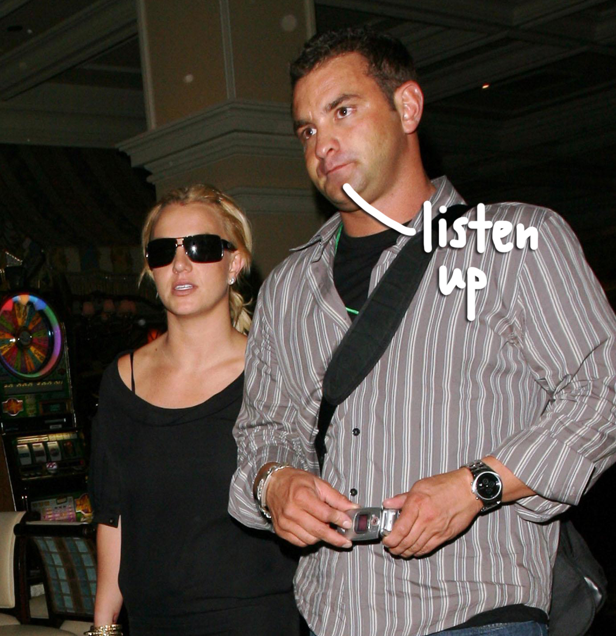 Britney Spears Brother Bryan Gives Rare Interview Addressing Her Conservatorship But Is He Team Freebritney Perez Hilton
