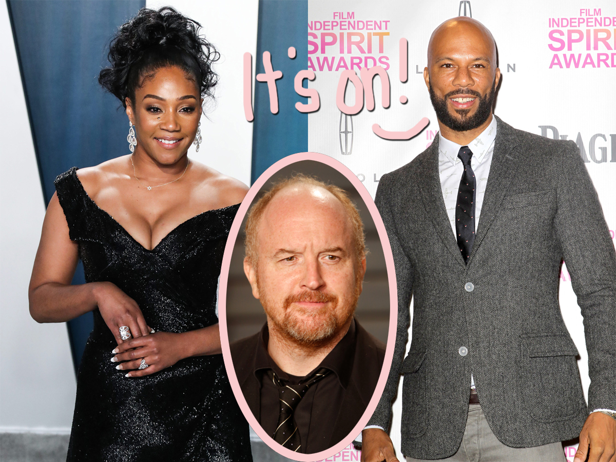 Common Opened Up About Tiffany Haddish Romance Then They Both Hung Out With Louis Ck The Union Journal