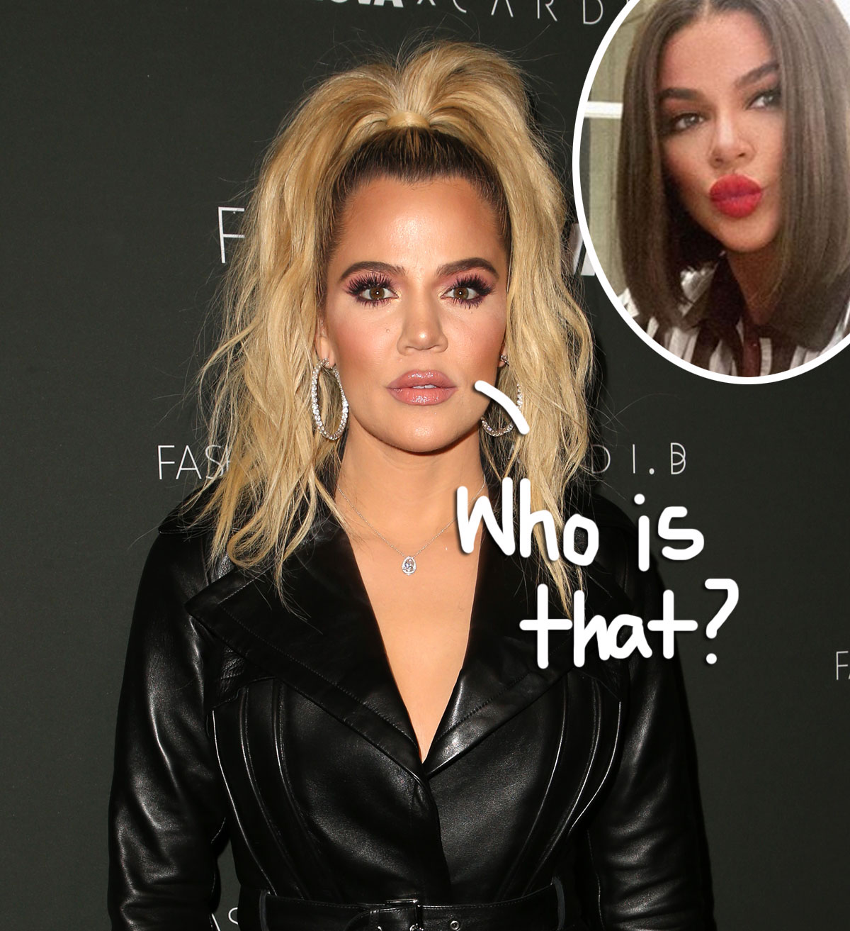 Khloe Kardashian poses with daughter True, 2, in cute photo
