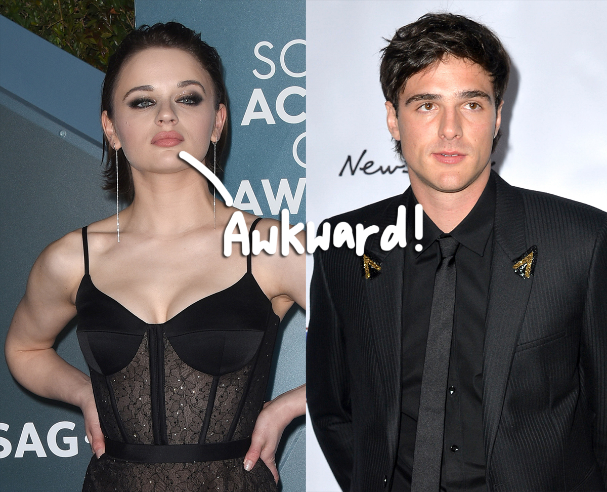 Joey King Talks The Awkwardness Of Kissing Ex Jacob Elordi Onscreen And Why She Deleted Her Tweet Calling Him Out Perez Hilton