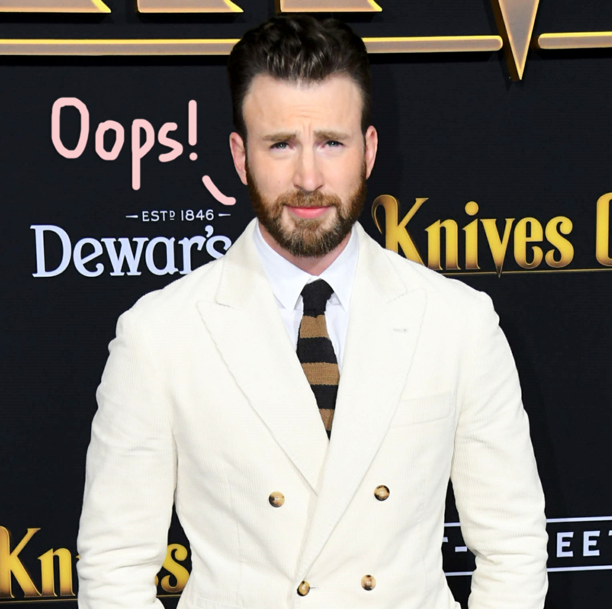 Twitter Goes WILD After Chris Evans…