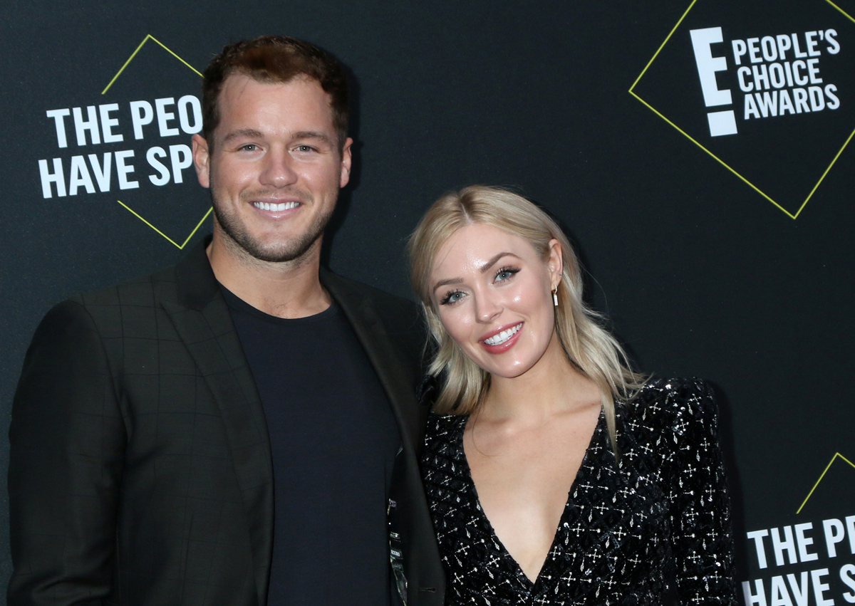 Bachelor Nation's Cassie Randolph Files for Restraining Order Against Colton Underwood